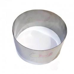 Inel fix inox Ø 20CM - H15cm