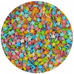 Stelute colorate perlate100g