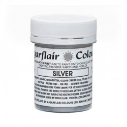 Colorant Ciocolata Silver...