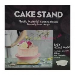 Suport rotativ pentru tort...
