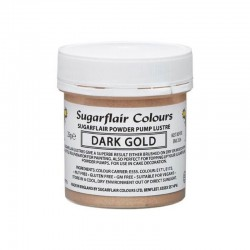 Colorant dust Dark Gold...