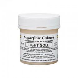 Colorant dust Light Gold...