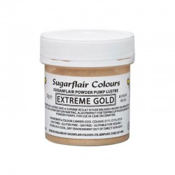 Colorant dust Extreme Gold...