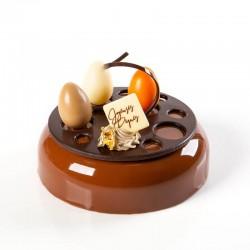 Decoruri din ciocolata Oua...