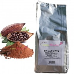 Cacao pudra 22-24 ,1kg...