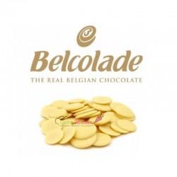Ciocolata belgiana alba 31%...