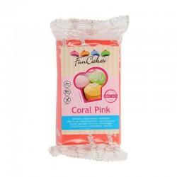 Pasta de zahar Coral Pink...