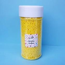 Sprinkles Galben 2mm - Dr...