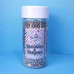 Sprinkles Argintii no 0...