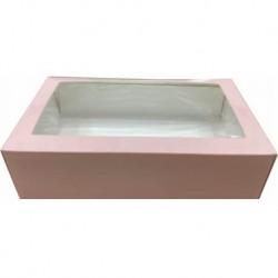 Set 5 cutii roz 12 macarons...