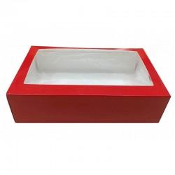 Set 5 cutii rosii 12...