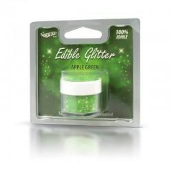 Glitter verde Rainbow Dust...