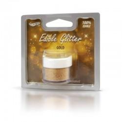 Glitter Rainbow Dust Gold