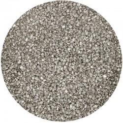 Sugar Crystals Silver...