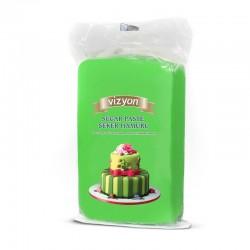 Pasta de zahar verde VIZYON...