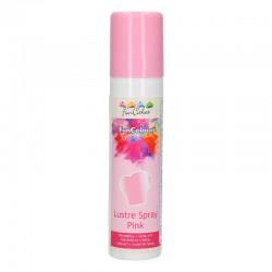 Spray roz metalic...