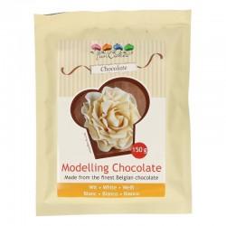 Ciocolata modelaj alba...