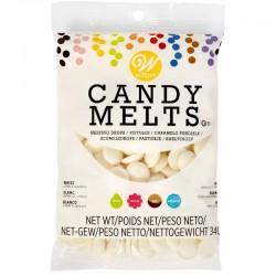 Candy Melts alb Wilton 340g