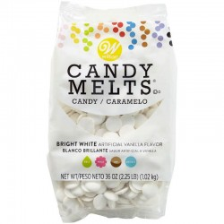 Candy Melts extra alb 1kg -...