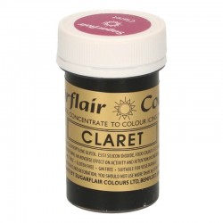Colorant gel Claret...
