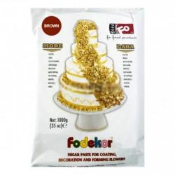 Pasta de zahar maro Fodekor...