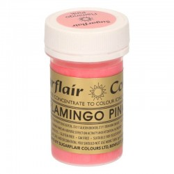 Colorant gel Flamingo Pink...