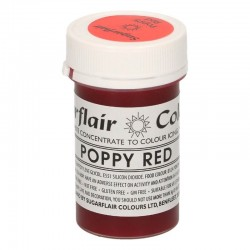 Colorant gel pastel Poppy...