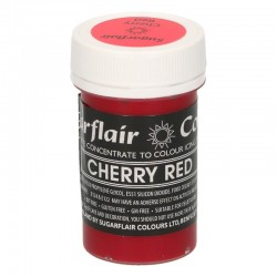 Colorant gel Cherry Red...