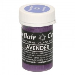 Colorant gel Lavender...