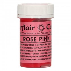 Colorant gel Rose Pink...