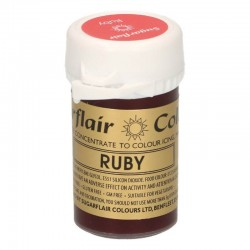 Colorant gel Ruby...