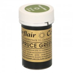 Colorant gel Spruce Green...