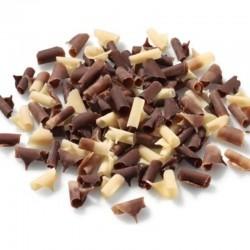 Blossom ciocolata alba si...