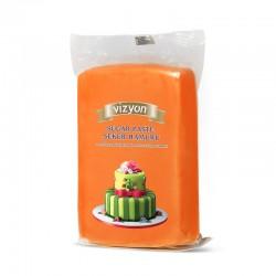 Pasta de zahar portocalie...