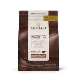 Ciocolata cu lapte Power 41...