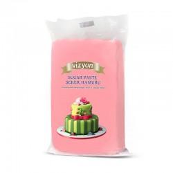Pasta de zahar roz VIZYON...