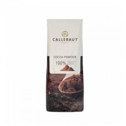 Cacao pudra 100%, 22-24%...