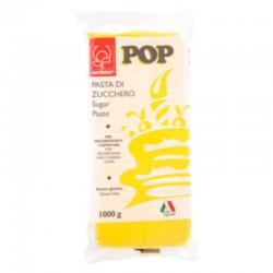 Pasta de zahar galbena Pop...