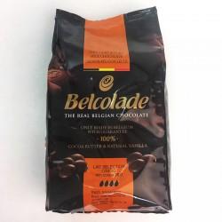 Ciocolată belgiană cu lapte...