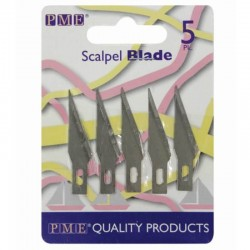 Set 5 lame cutter PME