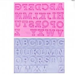 Mulaj silicon alfabet...