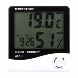 Termometru cu higrometru HTC-1