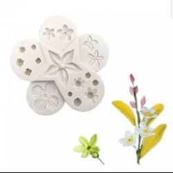 Mulaj silicon pentru flori