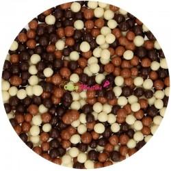 Crispearls Ciocolata Mix...
