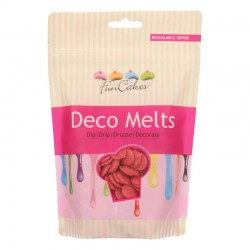Deco Melts Rosu FunCakes 250g