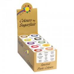 Set 10 coloranti pasta...