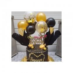 Coronita de baloane pentru...
