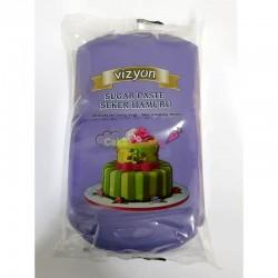 Pasta de zahar Mov Vizyon 1kg