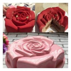 Forma de silicon Trandafir