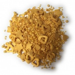 Sprinkletti Colours Gold 100g